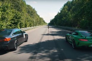 1.100 PS Mercedes AMG GT R vs. BMW M5 F90 310x205 Video: 1.100 PS Mercedes AMG GT R vs. BMW M5 F90