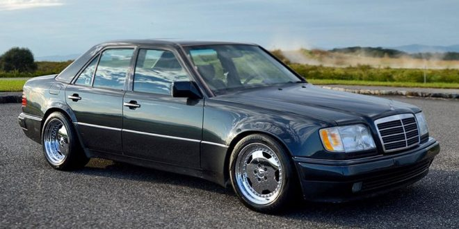 Traumzustand: 1992 Mercedes Benz E60 by Renntech (W124)