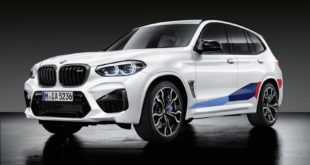 2019 BMW X3 M F97 X4 M F98 M Performance Tuning 11 310x165 Video: Shelby GT500, Ferrari 812 Superfast, Porsche 911 GT3 & Dodge Hellcat