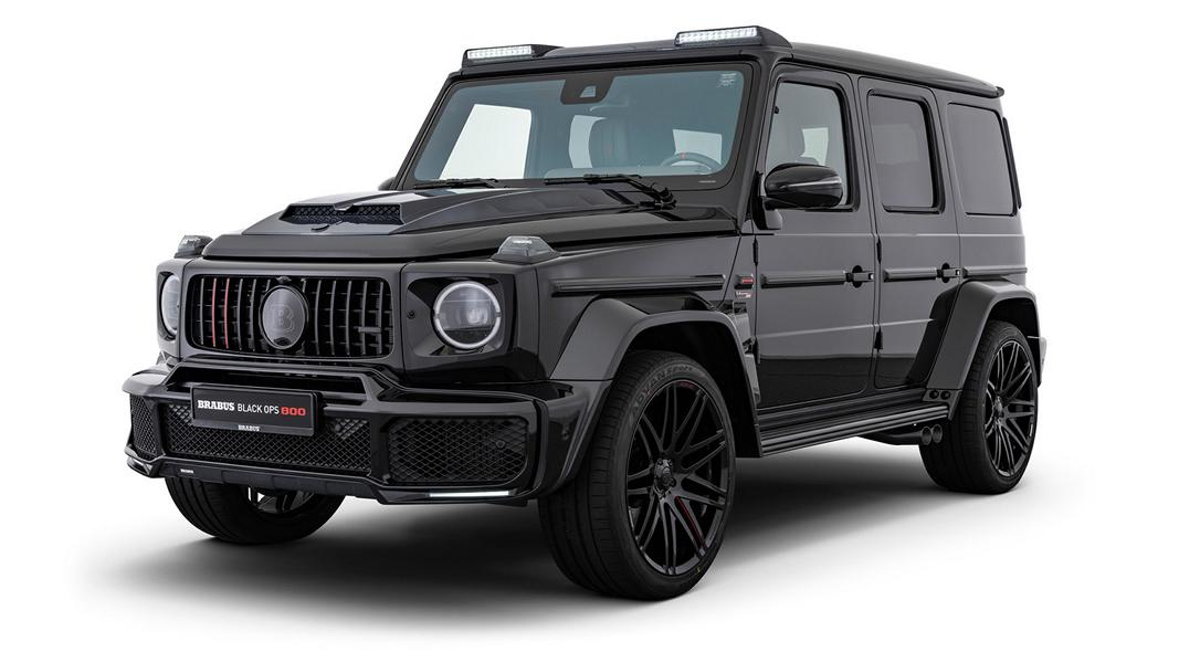 2019 BRABUS BLACK OPS 800 Mercedes G63 AMG W464 Tuning 1 2019   Mercedes G63 AMG als BRABUS BLACK OPS 800