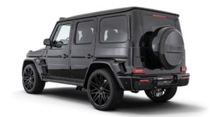 2019 BRABUS BLACK OPS 800 Mercedes G63 AMG W464 Tuning 3 310x165 BRABUS High Performance Mercedes AMG A 35 4Matic