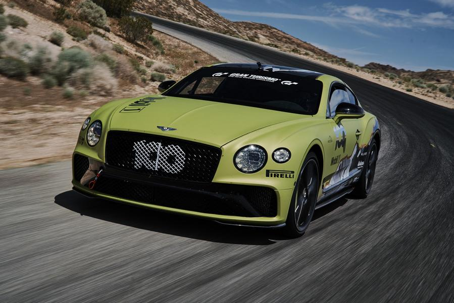 2019 Bentley Continental GT Pikes Peak Tuning 1 Voller Angriff: 2019 Bentley Continental GT Pikes Peak