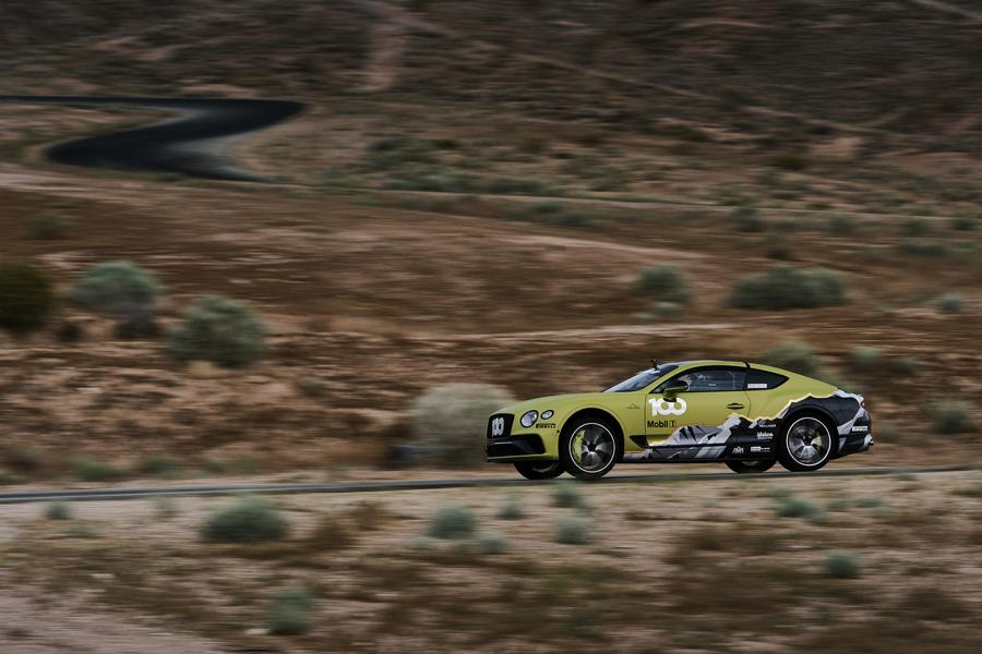 2019 Bentley Continental GT Pikes Peak Tuning 3 Rekord gebrochen: Pikes Peak 2019 Bentley Continental GT