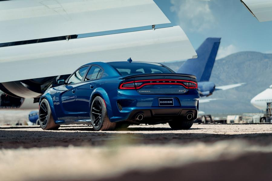 2020 Dodge Charger SRT Widebody Tuning 5 Neu: 2020 Dodge Charger Hellcat Widebody mit 707 PS