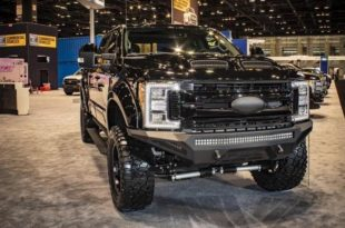 2020 Ford F 250 Black OPS TUSCANY Tuning 310x205 Riesig   2020 Ford F 250 Black OPS mit TUSCANY Tuning