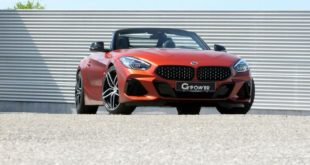 500 PS BMW Z4 G29 Tuning G Power Hurricane RR 2 310x165 Heftig 500 PS im neuen BMW Z4 vom Tuner G Power