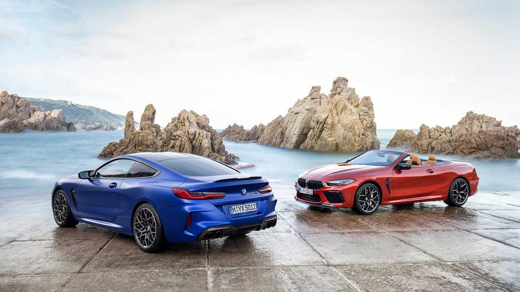 BMW M8 Competition Coupe F93 Tuning 2019 44 Super 8: BMW M8 Competition Coupe & Cabrio (F91 & F93)