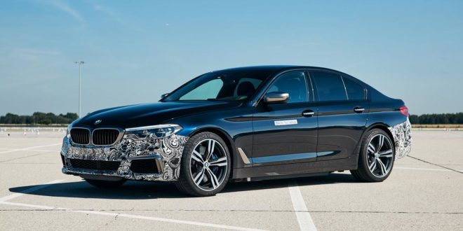 Video: 720 PS im BMW Power BEV – Elektro-5er (G30)