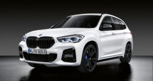 BMW X1 F48 LCI Tuning M Performance 310x165 BMW M8 Gran Coupé und M8 Competition Gran Coupé