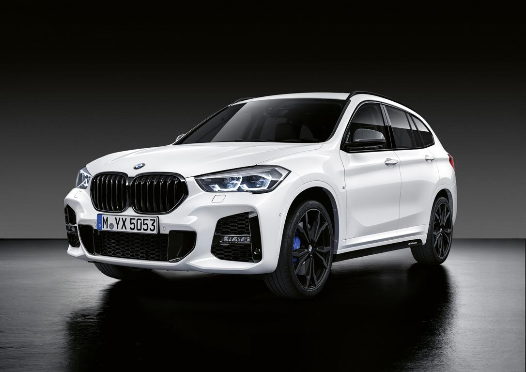 BMW X1 F48 LCI Tuning M Performance Neu   2019 BMW X1 (F48) LCI mit M Performance Parts