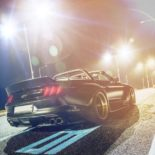 Clinched Widebody Ford Mustang GT Cabrio 16 155x155 Widebody Ford Mustang GT Cabrio (S550) mit Fahrradhalter