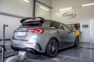 DTE Systems Mercedes A35 AMG Chiptuning 1 190x127 338 PS & 465 NM im DTE Systems Mercedes A35 AMG