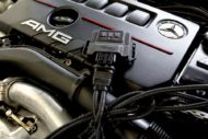 DTE Systems Mercedes A35 AMG Chiptuning 3 190x127 338 PS & 465 NM im DTE Systems Mercedes A35 AMG