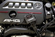 DTE Systems Mercedes A35 AMG Chiptuning 4 190x127 338 PS & 465 NM im DTE Systems Mercedes A35 AMG