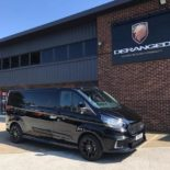 Deranged Vehicles Ford Focus RS Style Ford Transit Tuning 10 155x155 Cool: Ford Focus RS Style am Ford Transit Kastenwagen