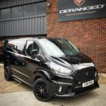 Deranged Vehicles Ford Focus RS Style Ford Transit Tuning 11 155x155 Cool: Ford Focus RS Style am Ford Transit Kastenwagen