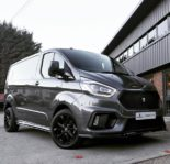 Deranged Vehicles Ford Focus RS Style Ford Transit Tuning 2 155x149 Cool: Ford Focus RS Style am Ford Transit Kastenwagen