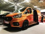 Deranged Vehicles Ford Focus RS Style Ford Transit Tuning 3 155x116 Cool: Ford Focus RS Style am Ford Transit Kastenwagen