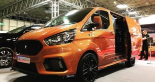 Deranged Vehicles Ford Focus RS Style Ford Transit Tuning 3 310x165 40 Stück   MS RT Ford Transit als R185 Limited Edition