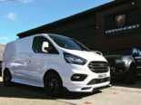 Deranged Vehicles Ford Focus RS Style Ford Transit Tuning 6 155x116 Cool: Ford Focus RS Style am Ford Transit Kastenwagen