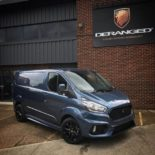 Deranged Vehicles Ford Focus RS Style Ford Transit Tuning 8 155x155 Cool: Ford Focus RS Style am Ford Transit Kastenwagen