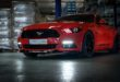 Ford Mustang GT with 20 inch Cor.Speed ​​Sports rims