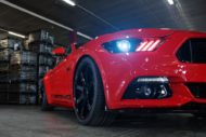 Ford Mustang GT 20 Zoll Cor.Speed Sports Felgen Tuning 7 190x127 Ford Mustang GT mit 20 Zoll Cor.Speed Sports Felgen