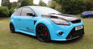 Front wheel drive 900 PS Ford Focus RS MK2 Tuning 20 310x165 Without words front wheel drive and 900 PS in the Ford Focus RS