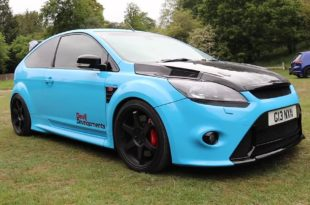 Front wheel drive 900 PS Ford Focus RS MK2 Tuning 20 310x205 Without words front wheel drive and 900 PS in the Ford Focus RS