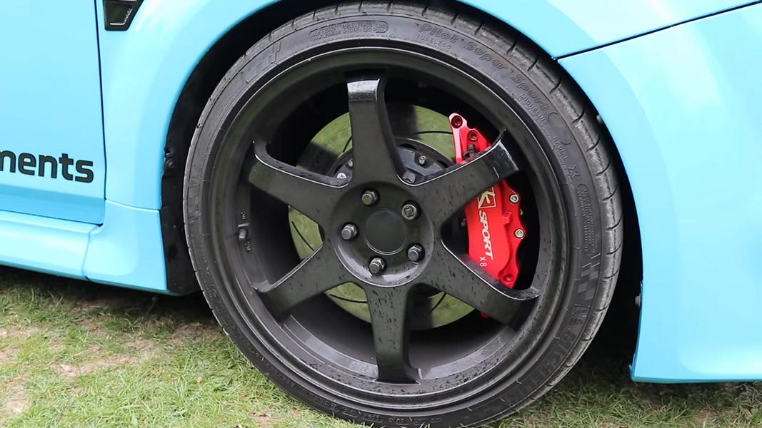 Frontantrieb 900 PS Ford Focus RS MK2 Tuning 39 Ohne Worte Frontantrieb und 900 PS im Ford Focus RS