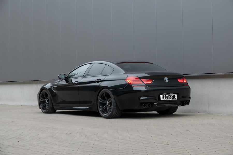 HR Gewindefedern BMW M6 F06 Grand Coupé 2 Beauty for the beast: H&R Gewindefedern für das BMW M6 Grand Coupé