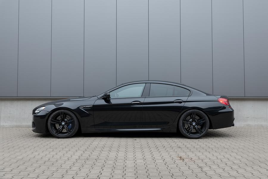 HR Gewindefedern BMW M6 F06 Grand Coupé 3 Beauty for the beast: H&R Gewindefedern für das BMW M6 Grand Coupé