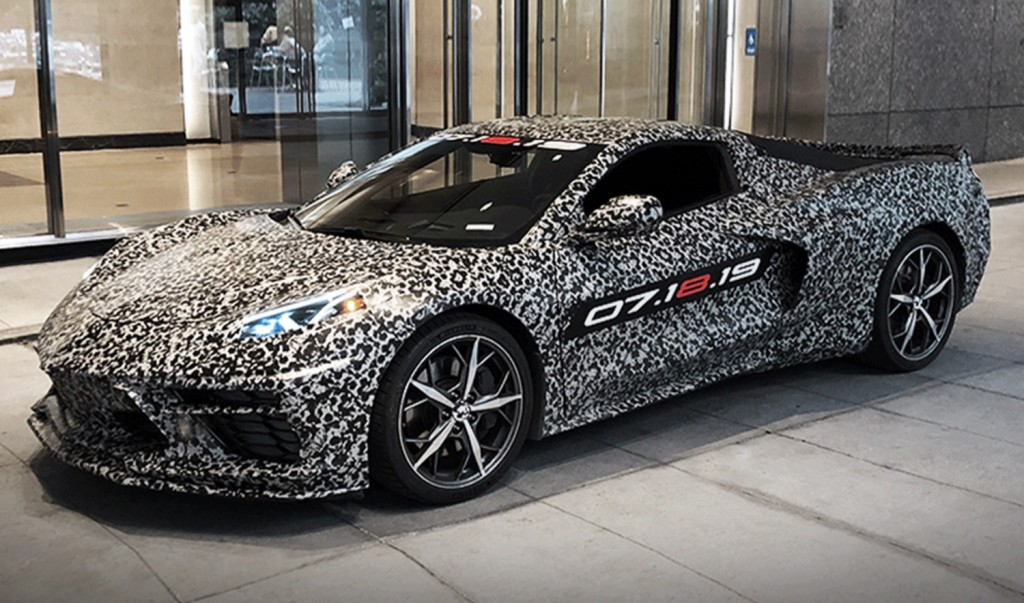 Hennessey Performance Chiptuning Corvette C8 2020 2 Hennessey Performance: kein Chiptuning an der Corvette C8?