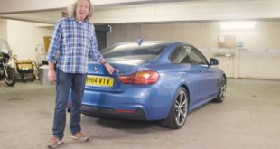 James May Unpimp BMW 420i Coupe F32 310x165 Video: Erlkönig   2020 BMW M3 (G80) am Nürburgring