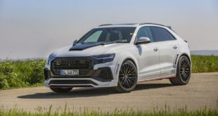 LUMMA CLR 8S Widebody Audi Q8 SUV 2019 Tuning 11 1 e1561739390351 310x165 Kean Suspensions Audi A4 Avant Widebody auf ANRKY Wheels