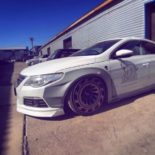 Lion's Kit Widebody Radi8 r8t12 VW Passat CC Tuning Airride 13 155x155 Top! Widebody Kit & Radi8 Alufelgen am VW Passat CC