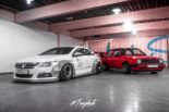 Lion's Kit Widebody Radi8 r8t12 VW Passat CC Tuning Airride 5 155x103 Top! Widebody Kit & Radi8 Alufelgen am VW Passat CC