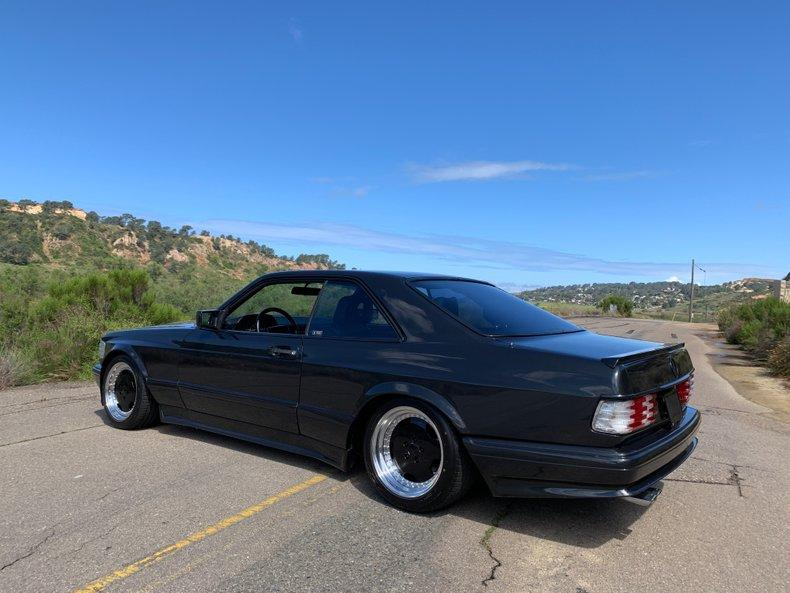 Tip: Mercedes 560 SEC AMG 6 0 wide body for sale