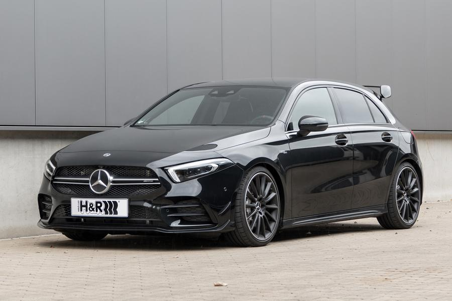 Chassis Facelift H R Sport Springs For The New Mercedes A35 Amg