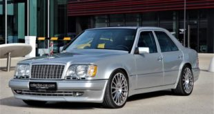 Mercedes Benz E 60 AMG V8 Typ W124 Tuning 2 310x165 BMW X5 M Konkurrent   612 PS Mercedes GLE 63 S 4MATIC+