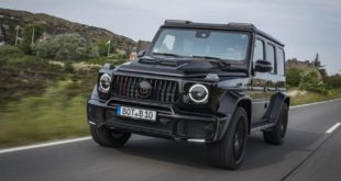 "Mercedes G63 AMG BRABUS BLACK OPS 800 Tuning 2019 39 310x165 Irre   Mercedes BRABUS G V12 900 ""ONE OF TEN"" (W463A)"