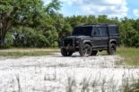 Military style Land Rover Defender 110 Tuning 2 155x103 Military style: Land Rover Defender 110 von ECD Automotive