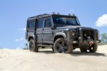 Military style Land Rover Defender 110 Tuning 21 155x103 Military style: Land Rover Defender 110 von ECD Automotive