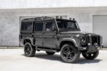 Military style Land Rover Defender 110 Tuning 24 155x103 Military style: Land Rover Defender 110 von ECD Automotive