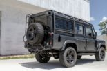 Military style Land Rover Defender 110 Tuning 25 155x103 Military style: Land Rover Defender 110 von ECD Automotive