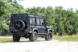 Military style Land Rover Defender 110 Tuning 27 155x103 Military style: Land Rover Defender 110 von ECD Automotive