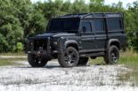 Military style Land Rover Defender 110 Tuning 3 155x103 Military style: Land Rover Defender 110 von ECD Automotive