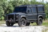 Military style Land Rover Defender 110 Tuning 4 155x103 Military style: Land Rover Defender 110 von ECD Automotive