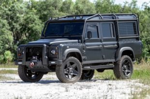 Military style Land Rover Defender 110 Tuning 4 310x205 Military style: Land Rover Defender 110 von ECD Automotive