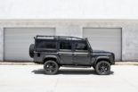 Military style Land Rover Defender 110 Tuning 40 155x103 Military style: Land Rover Defender 110 von ECD Automotive